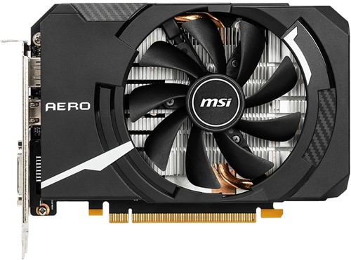 MSI GeForce GTX 1660 SUPER AERO ITX OC Graphics Card
