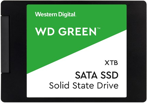 "Western Digital Green SSD 120GB 2.5"" 7mm SATA III 6GB/s"