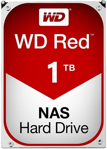 Western Digital 1TB WD RED NAS Hard Disk 3.5 inch