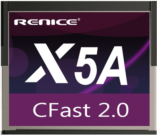 256GB Cfast Card 2.0 Renice Technology MLC