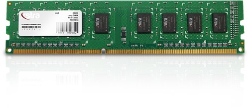 4GB Long DIMM PC3-12800 DDR3 1600MHz